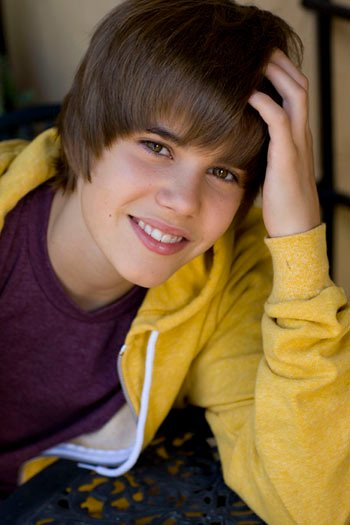 Justin Bieber is a very famous singer around the world. He was born in