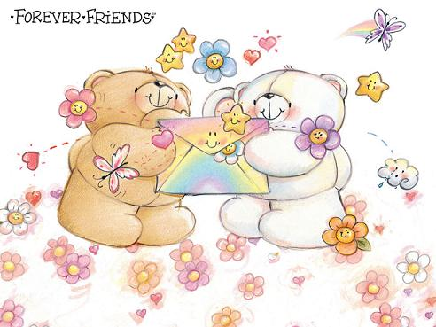 Friends are people who help you at all times when you are sad,crying,lonely.